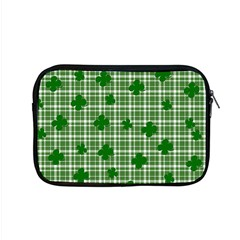 St. Patrick s day pattern Apple MacBook Pro 15  Zipper Case