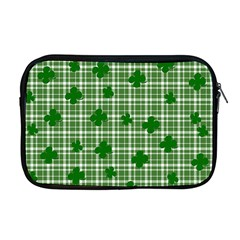 St. Patrick s day pattern Apple MacBook Pro 17  Zipper Case