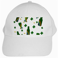 St. Patricks day  White Cap