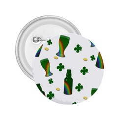 St. Patricks day  2.25  Buttons