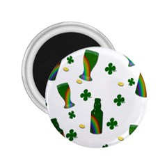 St. Patricks day  2.25  Magnets