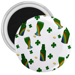 St. Patricks day  3  Magnets