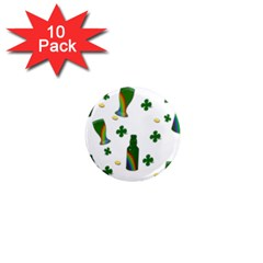 St. Patricks day  1  Mini Magnet (10 pack)