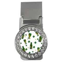 St. Patricks day  Money Clips (CZ)