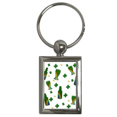 St. Patricks day  Key Chains (Rectangle)