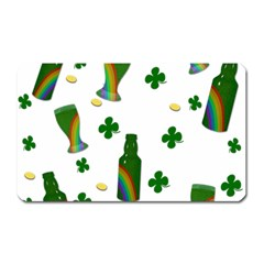 St. Patricks day  Magnet (Rectangular)