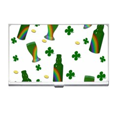 St. Patricks day  Business Card Holders
