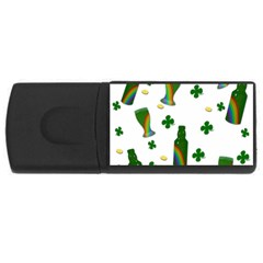 St. Patricks day  USB Flash Drive Rectangular (2 GB)