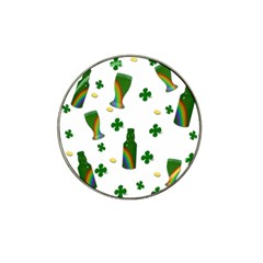 St. Patricks day  Hat Clip Ball Marker (4 pack)