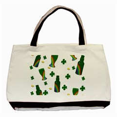 St. Patricks day  Basic Tote Bag
