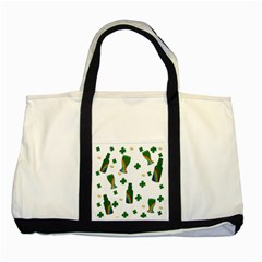 St. Patricks day  Two Tone Tote Bag