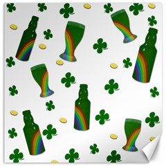 St. Patricks day  Canvas 12  x 12