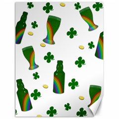 St. Patricks day  Canvas 18  x 24