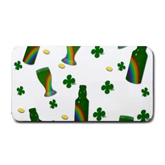St. Patricks day  Medium Bar Mats