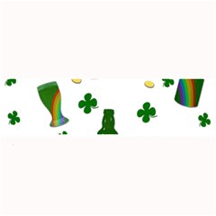 St. Patricks day  Large Bar Mats