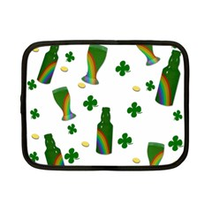 St. Patricks day  Netbook Case (Small)
