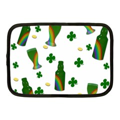 St. Patricks day  Netbook Case (Medium)