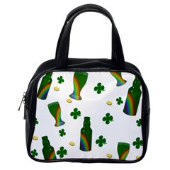 St. Patricks day  Classic Handbags (One Side)
