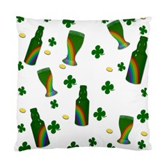 St. Patricks day  Standard Cushion Case (One Side)