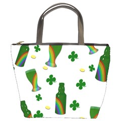 St. Patricks day  Bucket Bags