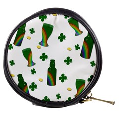 St. Patricks day  Mini Makeup Bags