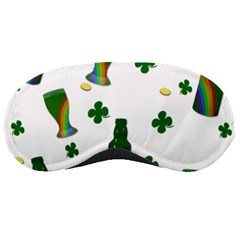 St. Patricks day  Sleeping Masks