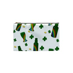 St. Patricks day  Cosmetic Bag (Small)