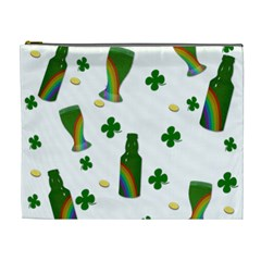 St. Patricks day  Cosmetic Bag (XL)