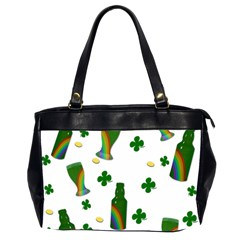 St. Patricks day  Office Handbags (2 Sides)