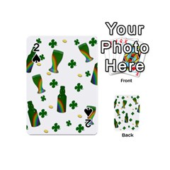 St. Patricks day  Playing Cards 54 (Mini)