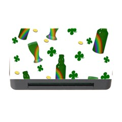 St. Patricks day  Memory Card Reader with CF