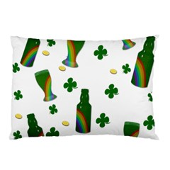 St. Patricks day  Pillow Case (Two Sides)