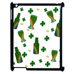 St. Patricks day  Apple iPad 2 Case (Black)