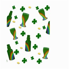 St. Patricks day  Small Garden Flag (Two Sides)