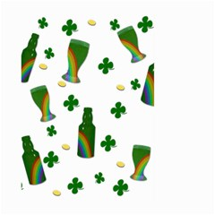St. Patricks day  Large Garden Flag (Two Sides)