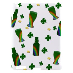 St. Patricks day  Apple iPad 3/4 Hardshell Case (Compatible with Smart Cover)