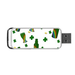 St. Patricks day  Portable USB Flash (Two Sides)