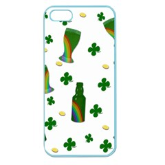 St. Patricks day  Apple Seamless iPhone 5 Case (Color)