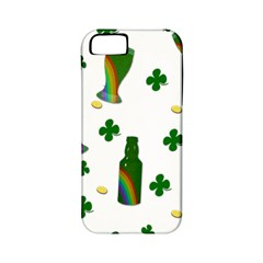 St. Patricks day  Apple iPhone 5 Classic Hardshell Case (PC+Silicone)