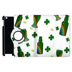 St. Patricks day  Apple iPad 3/4 Flip 360 Case