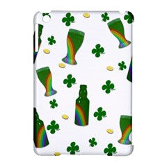St. Patricks day  Apple iPad Mini Hardshell Case (Compatible with Smart Cover)