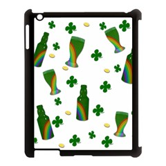 St. Patricks day  Apple iPad 3/4 Case (Black)
