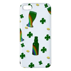 St. Patricks day  Apple iPhone 5 Premium Hardshell Case