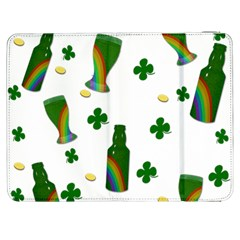 St. Patricks day  Samsung Galaxy Tab 7  P1000 Flip Case