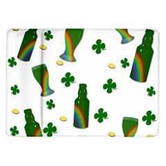St. Patricks day  Samsung Galaxy Tab 10.1  P7500 Flip Case