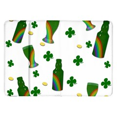 St. Patricks day  Samsung Galaxy Tab 8.9  P7300 Flip Case