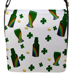St. Patricks day  Flap Messenger Bag (S)