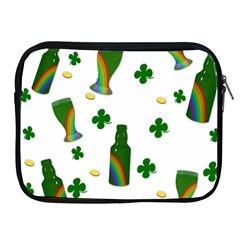 St. Patricks day  Apple iPad 2/3/4 Zipper Cases