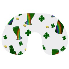 St. Patricks day  Travel Neck Pillows