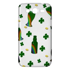 St. Patricks day  Samsung Galaxy Mega 5.8 I9152 Hardshell Case